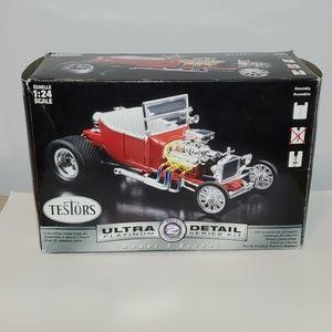 Testors Model Kit Model T Bucket Car
